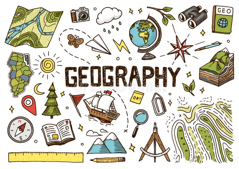 Geography Banners Stock Illustrations – 1,517 Geography Banners Stock  Illustrations, Vectors & Clipart - Dreamstime