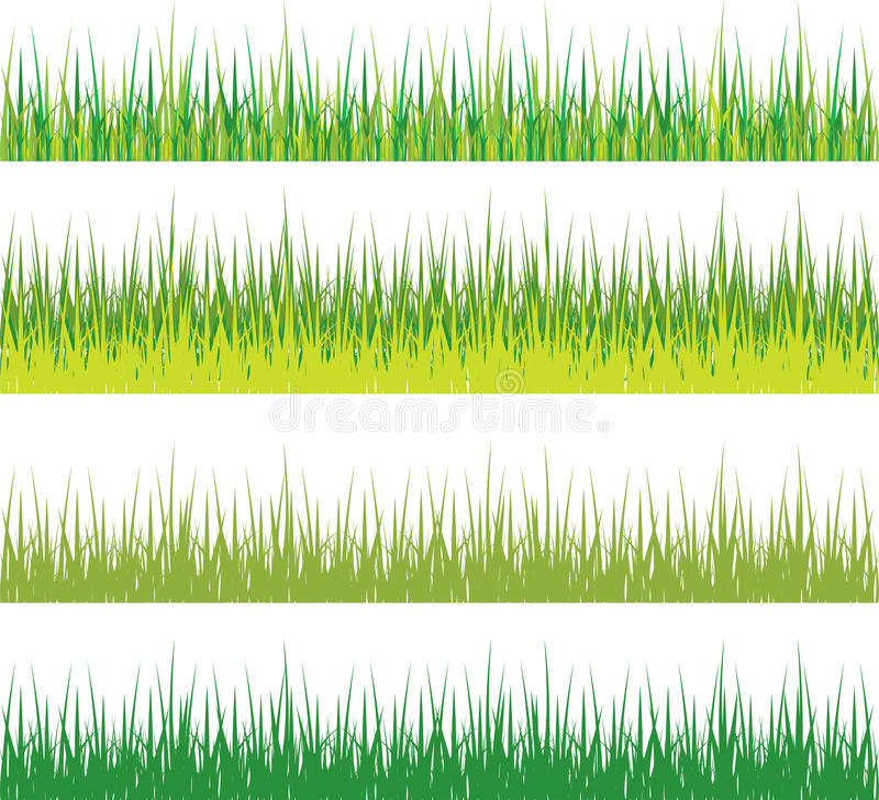 Download Set of grass stock vector. Illustration of environment - 22899816