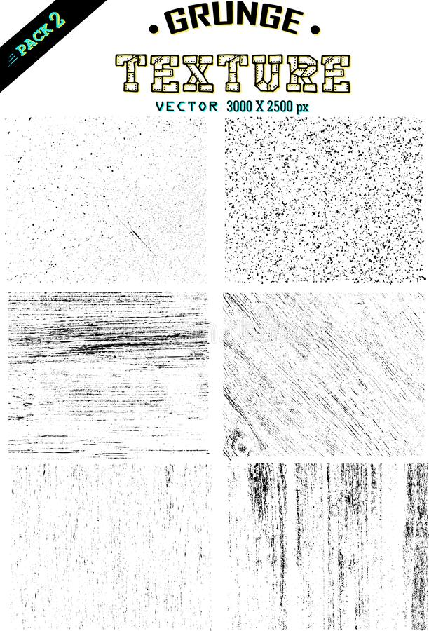 1 set grunge texture vector simply and easy to use. Distressed overlay texture, grunge background of woods,line . abstract halftone vector.Simply Place stock illustration
