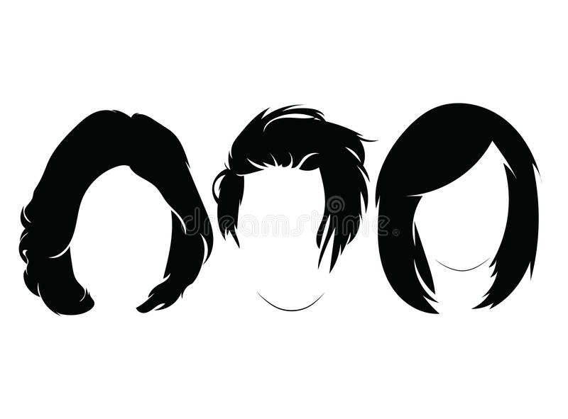 Hairstyles Stock Illustrations – 5,573 Hairstyles Stock Illustrations,  Vectors & Clipart - Dreamstime