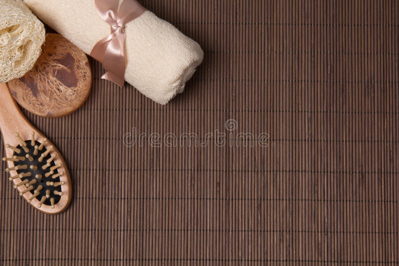 Download Set Of Hygienic Cleansing Supplies Stock Images - Image: 22521864