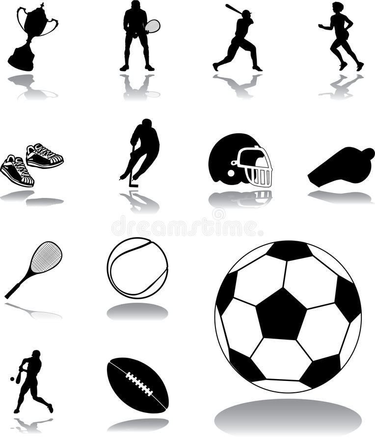 Set icons - 162. Sport