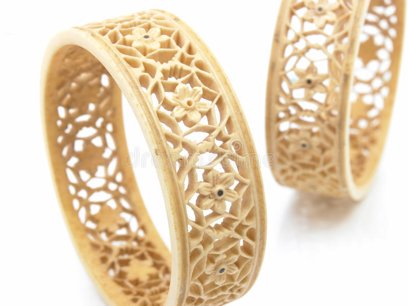 ivory vintage bangles bangle stodel antique pin inez bone bracelets