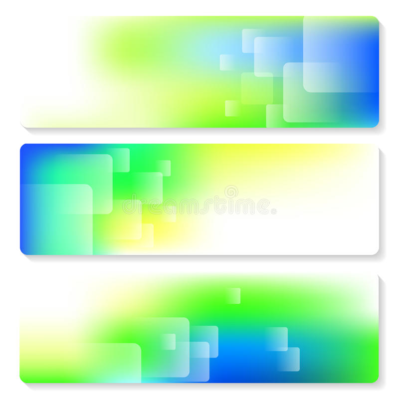 Download Banner Set stock vector. Image of banner, energy, contemporary - 30293016
