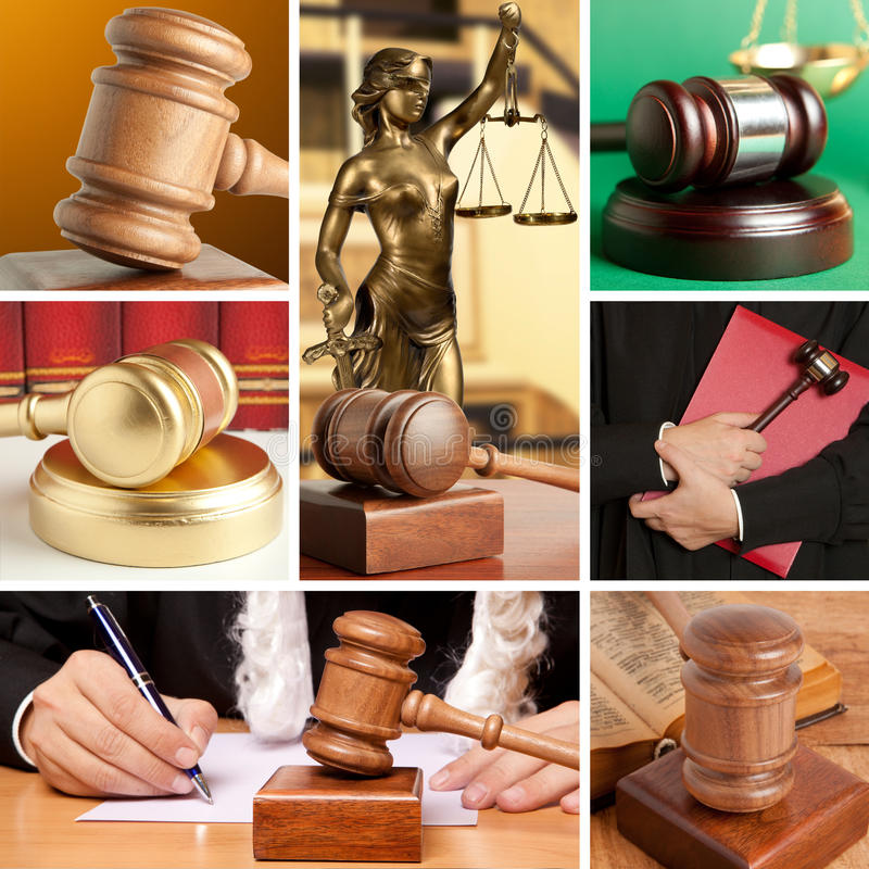 Download Set Of Law 7 Stock Photography - Image: 32434142