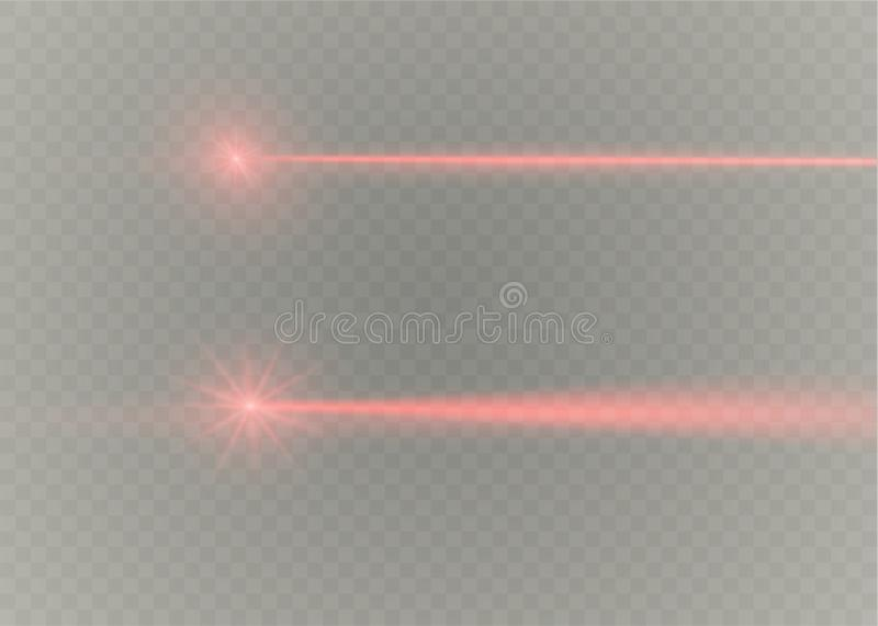 A set of lightning Magic and bright light effects. Vector illustration. Discharge electric current. Charge current. Natural phenomena. Energy effect vector illustration