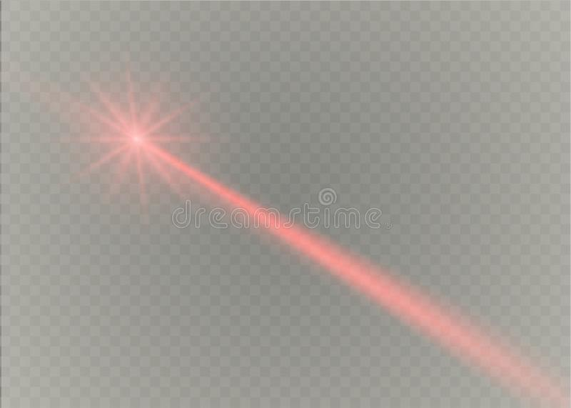 A set of lightning Magic and bright light effects. Vector illustration. Discharge electric current. Charge current. Natural phenomena. Energy effect stock illustration