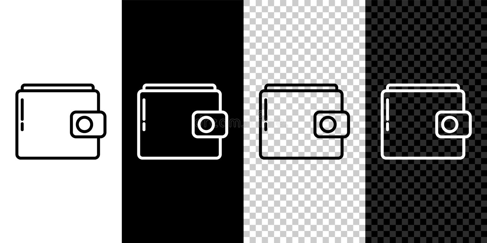 wallet icon black white stock illustrations 6 334 wallet icon black white stock illustrations vectors clipart dreamstime dreamstime com