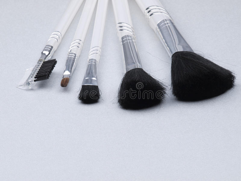 Download Set Of Make-up Brushes Stock Image - Image: 16617281