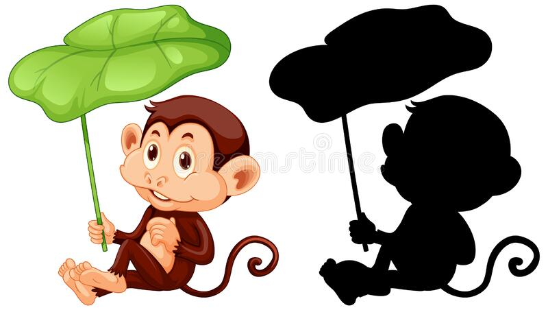 Monkey Silhouette Stock Illustrations 6 982 Monkey Silhouette Stock Illustrations Vectors Clipart Dreamstime