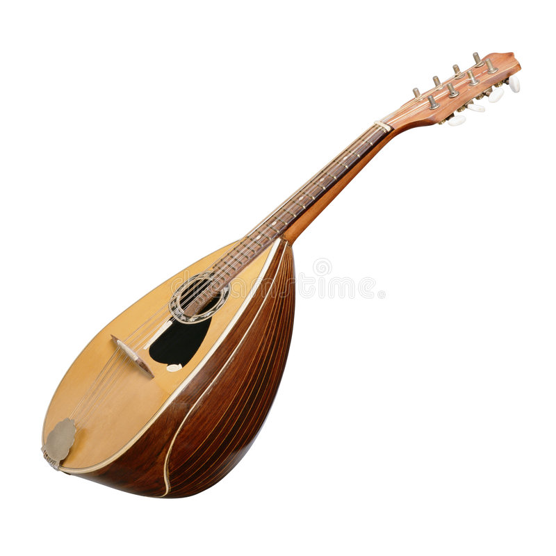 Set Of Musical Instrument Royalty Free Stock Photos