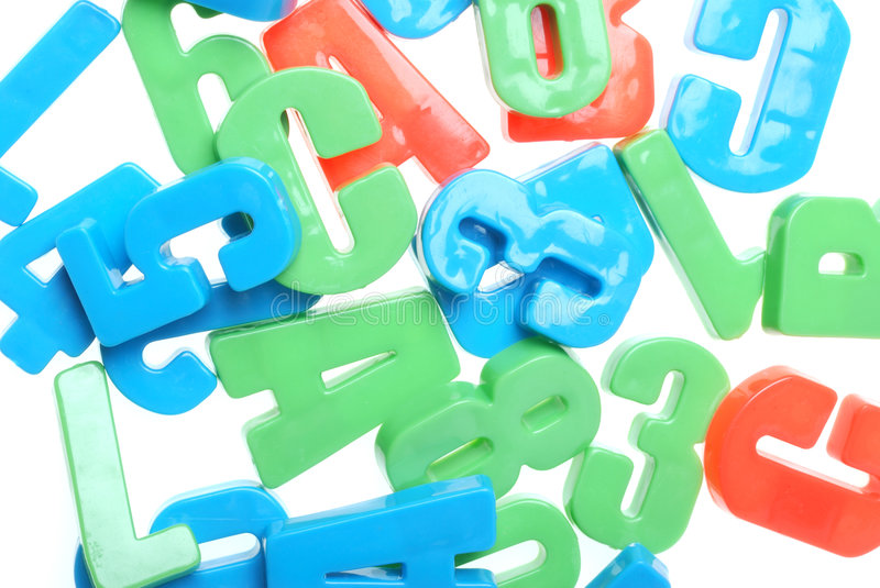 Download Set Numeral Stock Photos - Image: 7202043