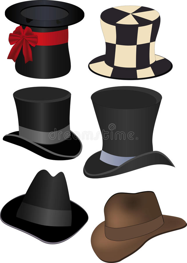 Free Set Of Hats Stock Photo - 16654260