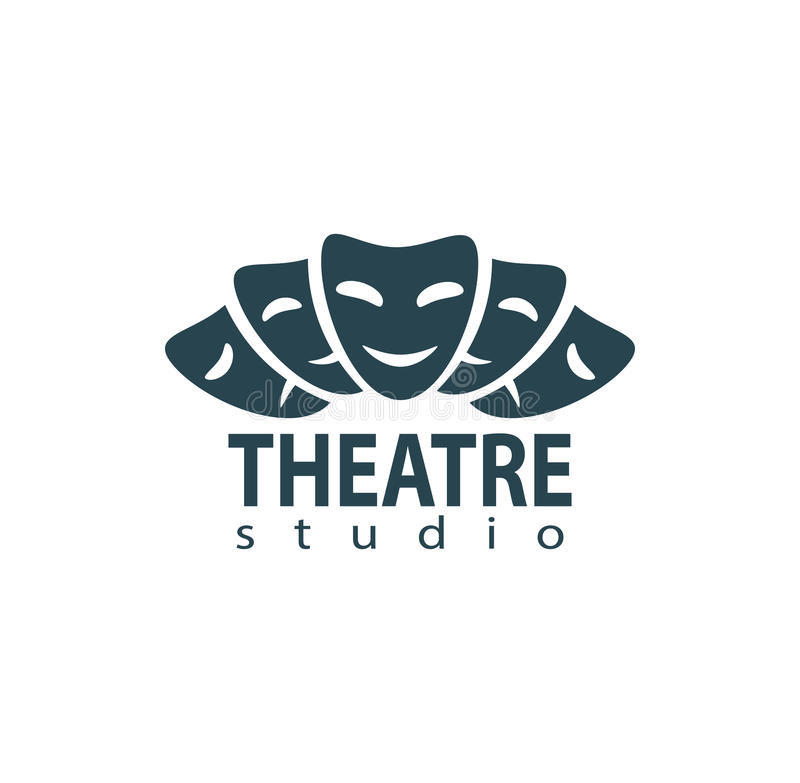 Free Set Of Theater Studio Logo Design Stock Photography - 94882912