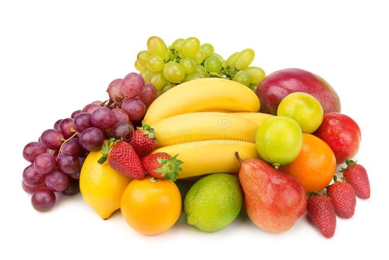 Set owoc fotografia stock