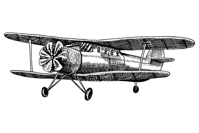 Set Of Passenger Airplanes Corncob Or Plane Aviation Travel