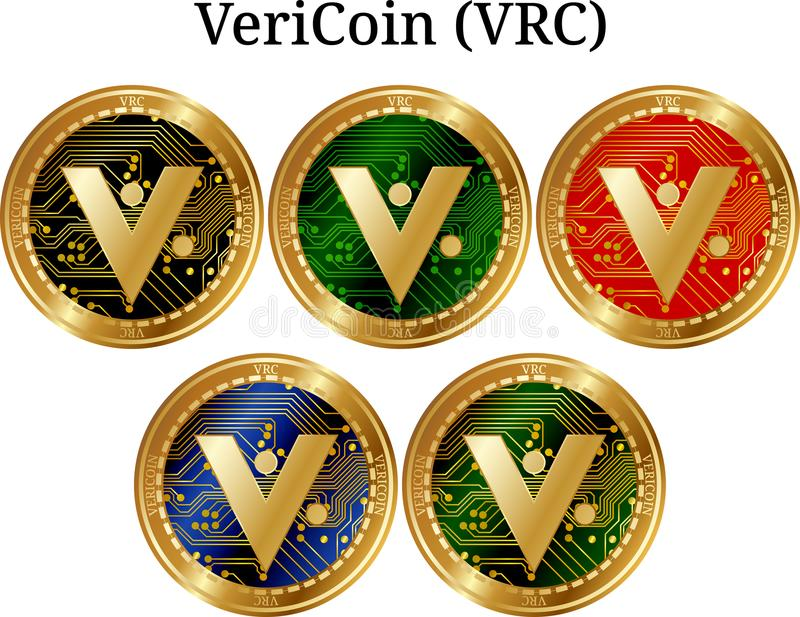 VRC VeriCoin coin