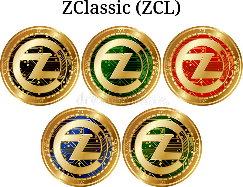ZCL ZClassic coin