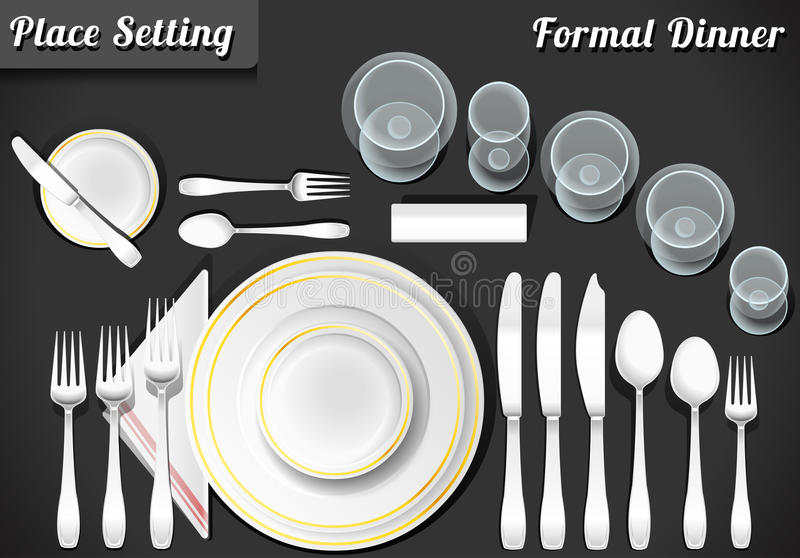 Standard Room For Place Setting