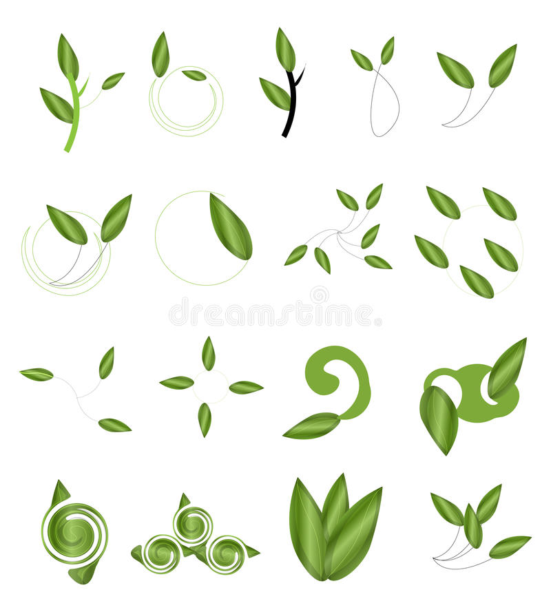Plants stock illustration