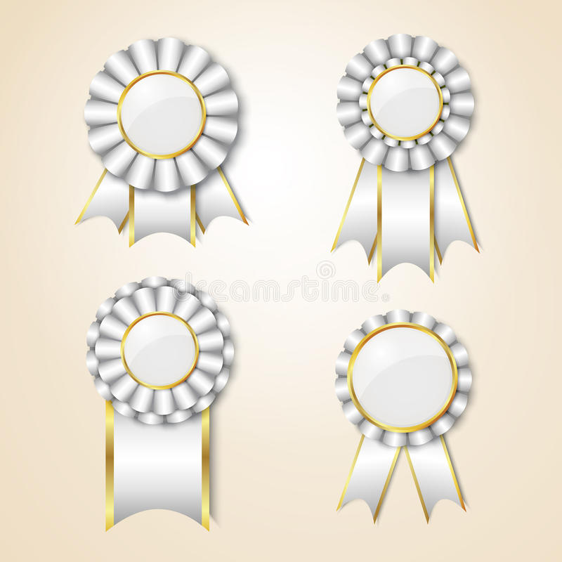 Download Set Of  Prize Ribbons Royalty Free Stock Photography - Image: 31914857