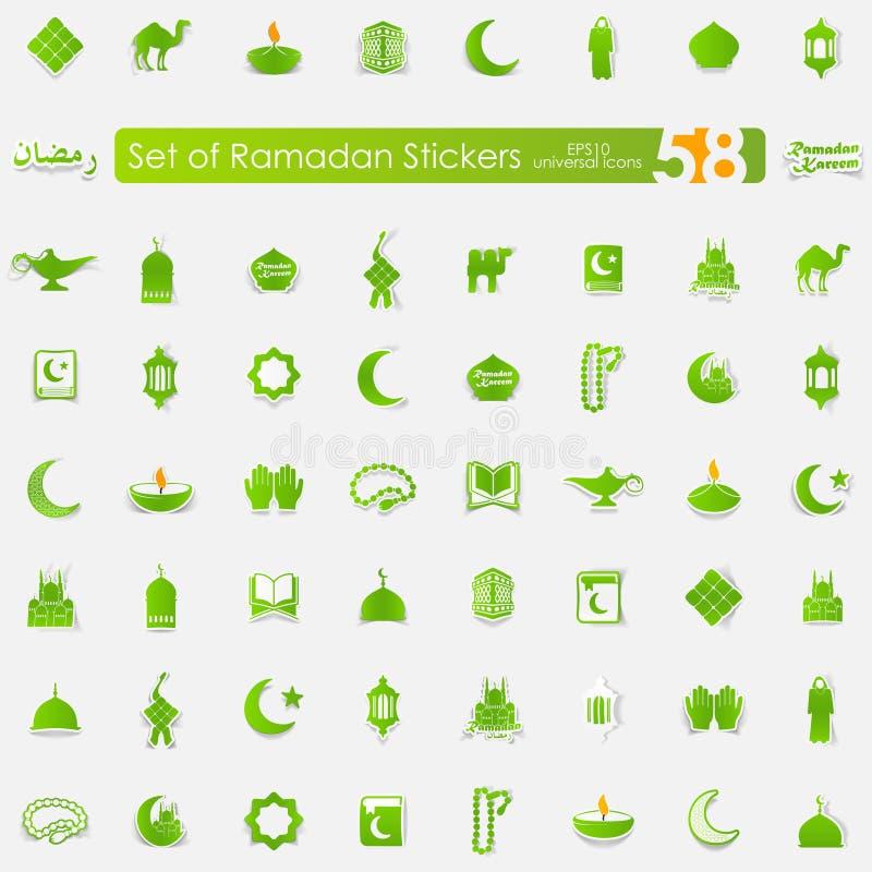 Set Ramadan majchery