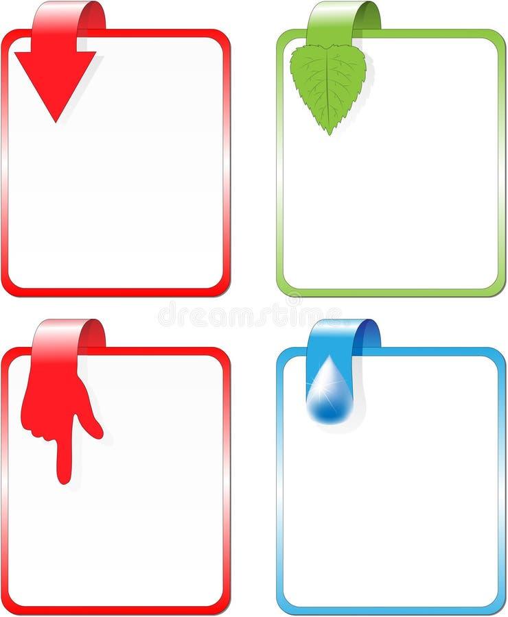 Set of sale labels. Element for design illustration vector illustration
