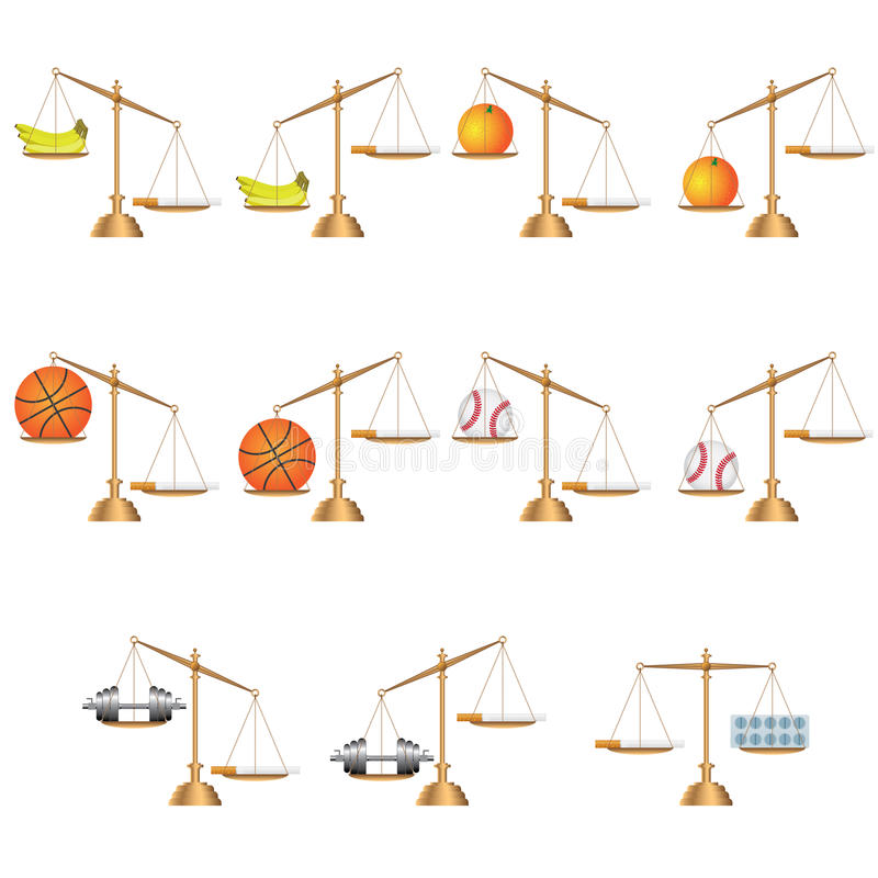 Download Set Of Scales. Royalty Free Stock Photo - Image: 24756055