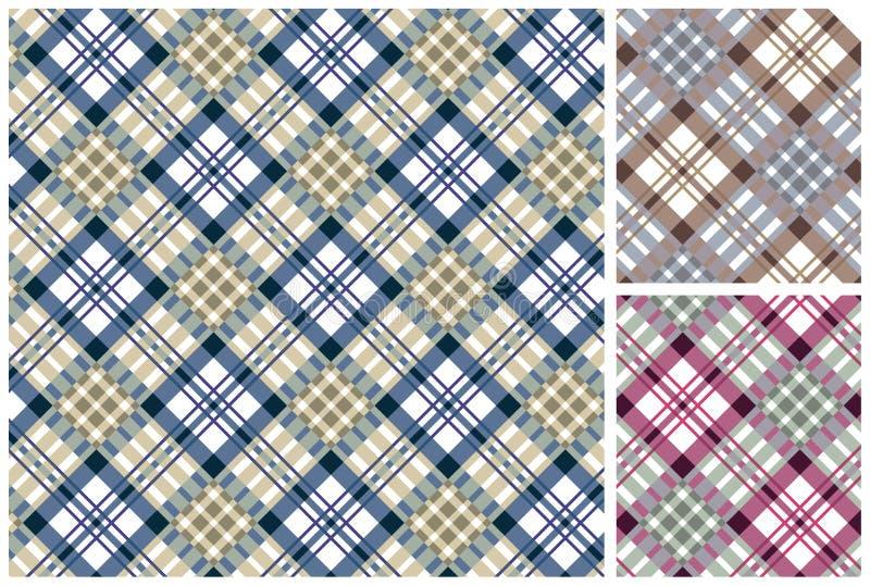 Download Set Of  Scottish Style Textile Stock Photos - Image: 18859463