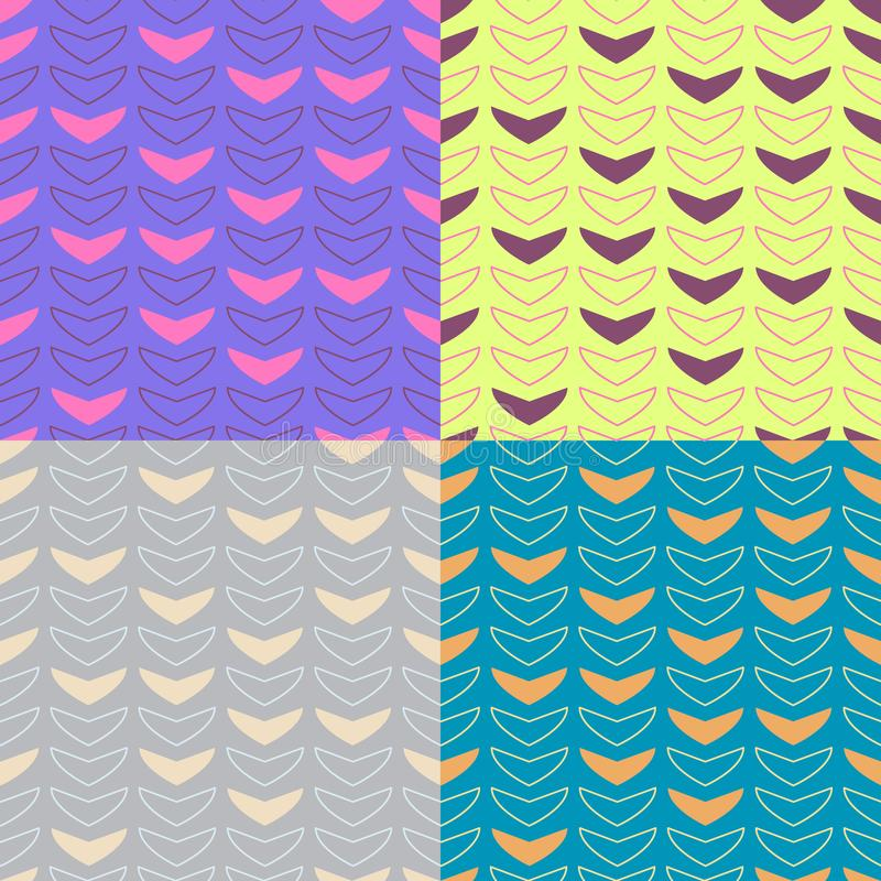 Simple check pattern stock photos