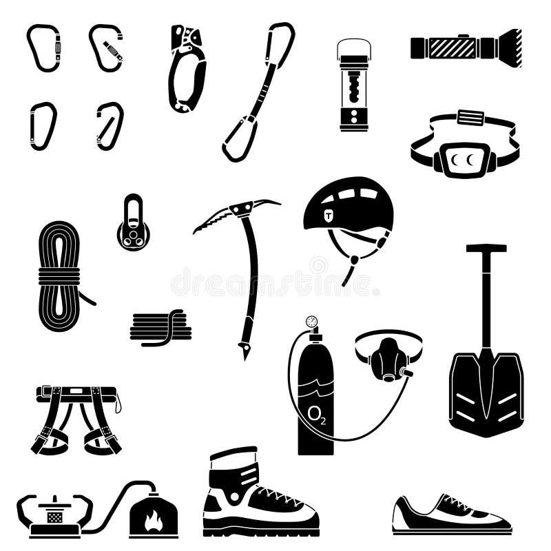 Set sklep, sklep, mini centrum handlowe Sklepów przody, mieszkanie styl ilustracja wektor