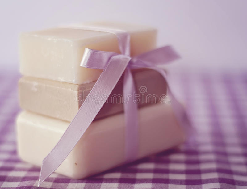Download Set of Soaps stock photo. Image of handmade, beautiful - 22989342