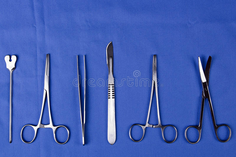 Download A Set Of Surgical Royalty Free Stock Images - Image: 37851589