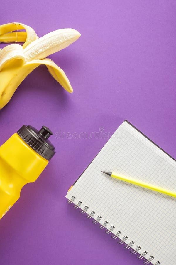 Set szkolni i preschool children akcesoria fotografia stock