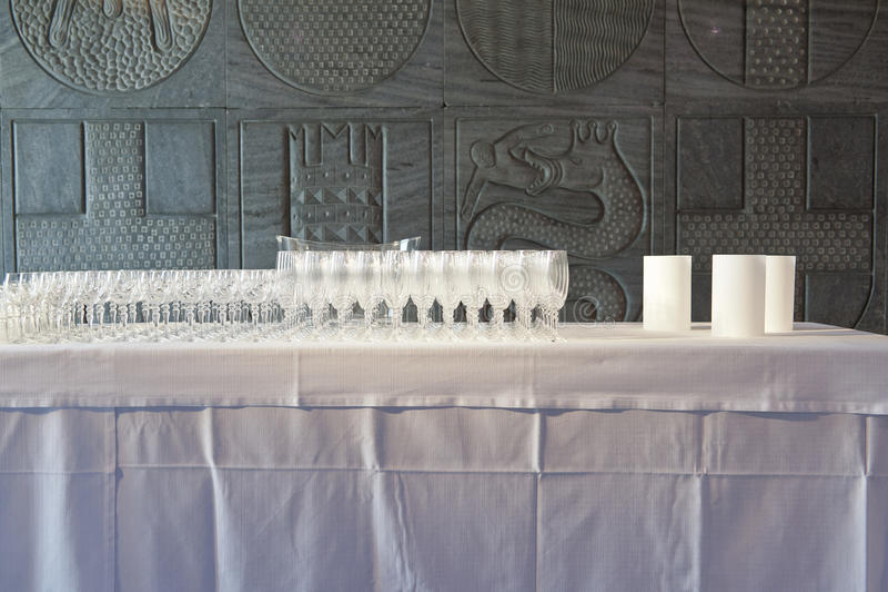 set table 库存图片