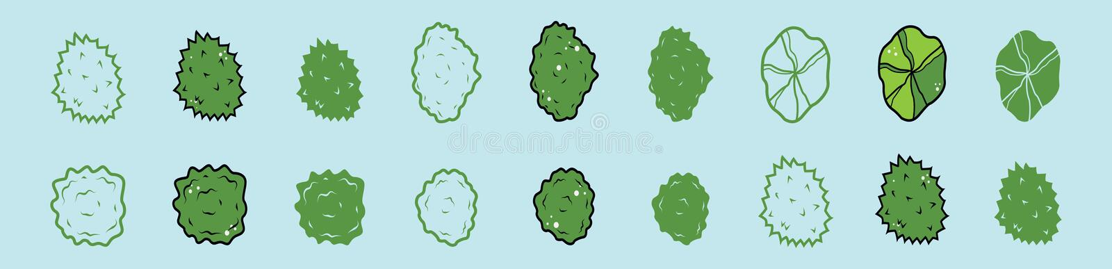 Tree Top View Vector Stock Illustrations 6 782 Tree Top View Vector Stock Illustrations Vectors Clipart Dreamstime Highly detailed 3d model of cartoon tree. dreamstime com