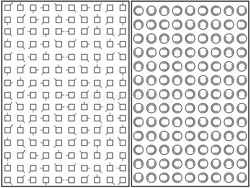Download Psychological Tests stock vector. Illustration of game - 30229269