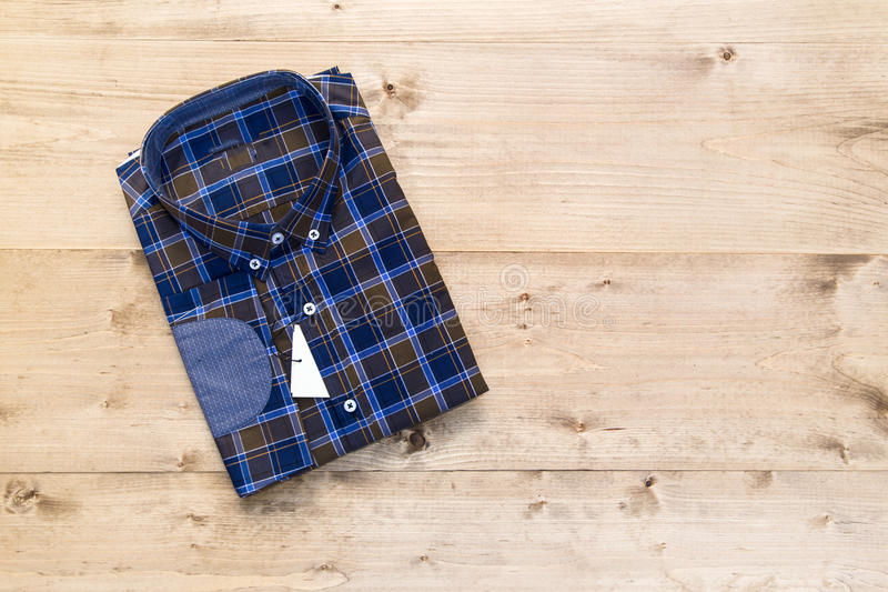 Set of various clothes and accessories for men royalty free stock photo
