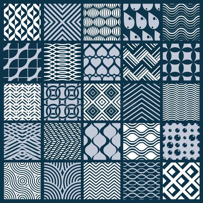 Different Patterns Custom Seamless Different Monochrome Patterns Best Different Patterns
