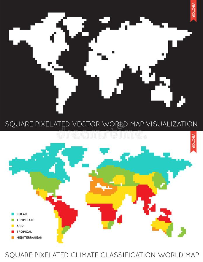 Set of vector flat maps of the world infographic map data stock download set of vector flat maps of the world infographic map data stock gumiabroncs Images