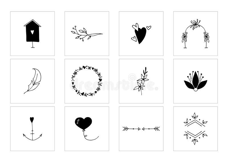 Cartoon Illustration of Educational Numbers Set from One to Nine with  Objects #Ad , #AD, #Educatio… | Numbers typography, Vector business card,  Cartoon illustration