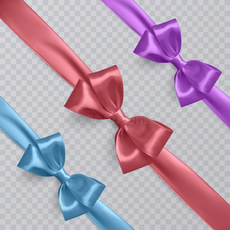 Pink Hair Bow Transparent Background