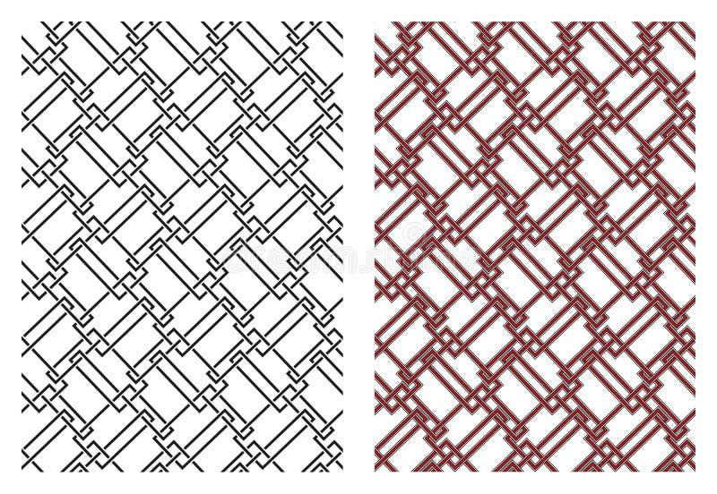 Download Set Of Vector Seamless Celtic Design Elements Stock Vector - Image: 27529351