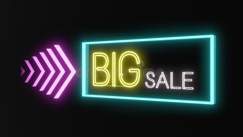 Seta cor-de-rosa e vendas grandes fotos de stock royalty free