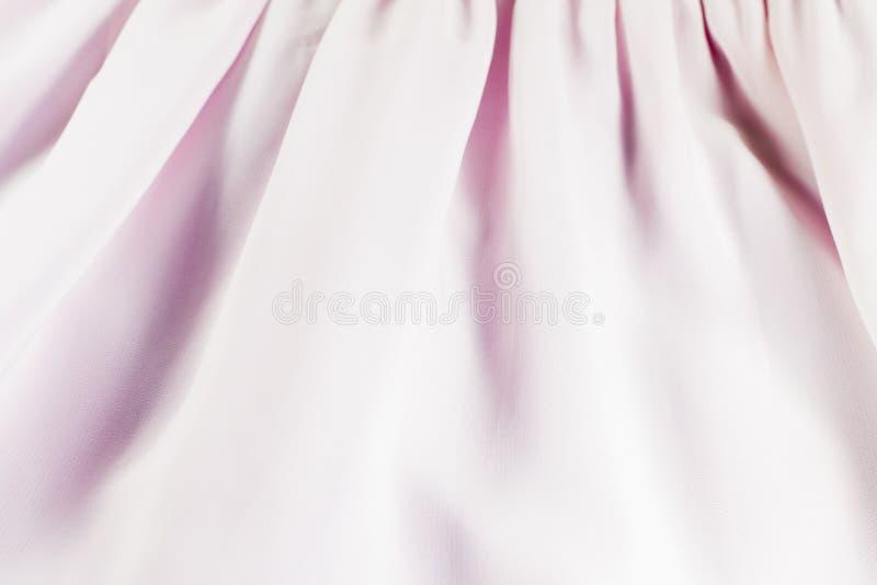 Seta rosa delicata fotografia stock