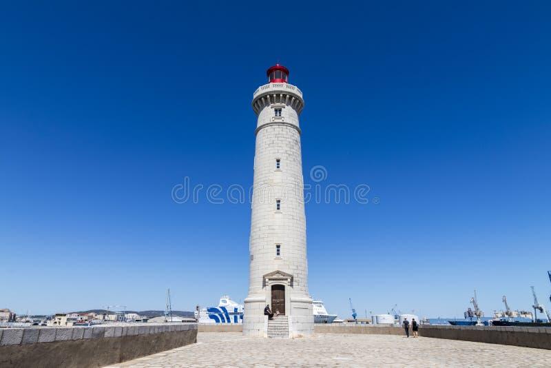 Sete, Γαλλία στοκ φωτογραφία με δικαίωμα ελεύθερης χρήσης