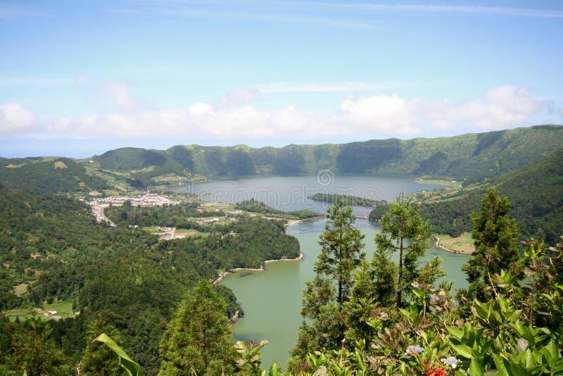 Sete Cidades Lagoon - Azores
