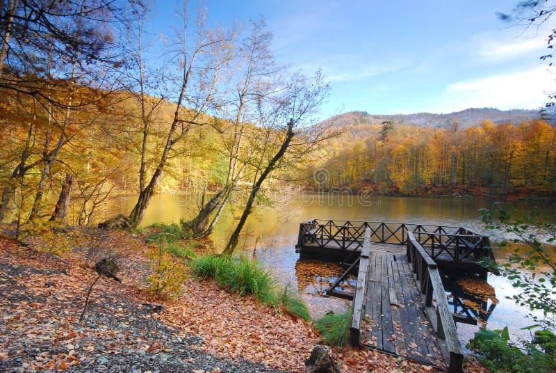 Sete Lakes-2 foto de stock
