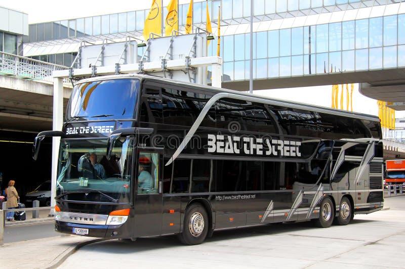 Setra S431DT foto de stock royalty free