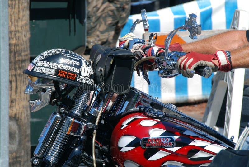 Settimana della bici di Daytona fotografie stock libere da diritti